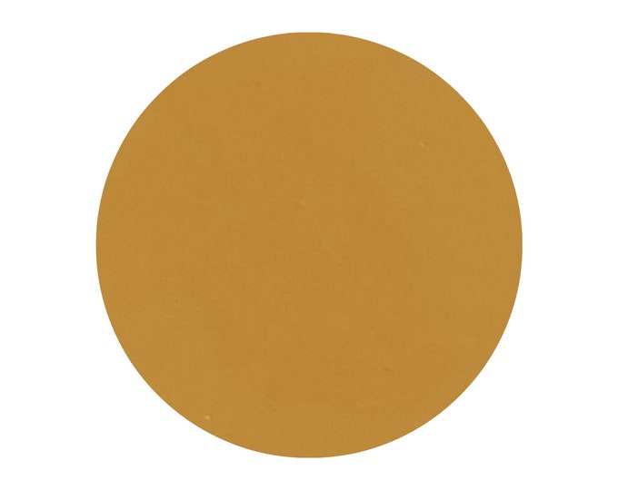 TANGY DIJON - Matte Pressed Eyeshadow- mustard yellow