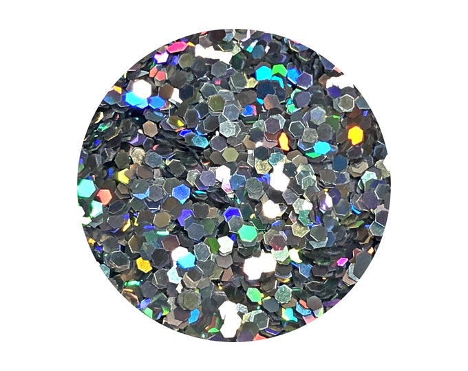 CHUNKY HOLO - loose cosmetic grade glitter - chunky holographic