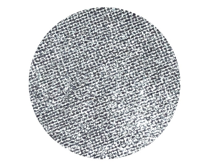 PLATINUM - Pressed Foiled Eyeshadow Pigment- Metallic Silver