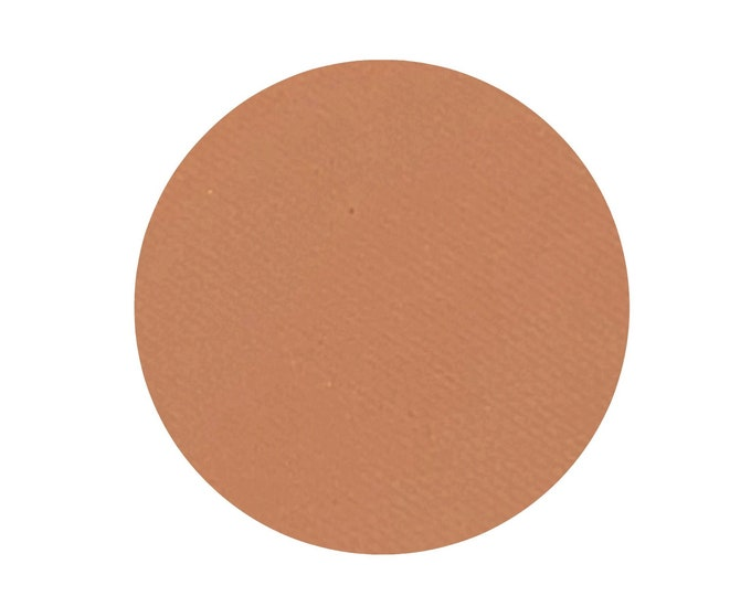 PEACH COBBLER - Matte - Pressed Eyeshadow Pigment- Orange based Peach