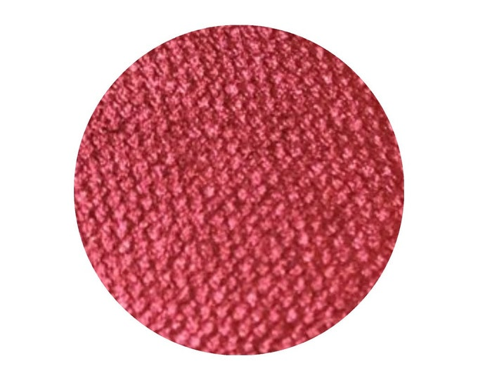 FIRE ALARM - Pressed Pigment Eyeshadow - Red with warm undertones