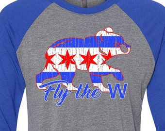 Fly The W - Chicago Cubs