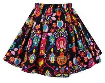 Girl's Night of the Dead Skirt