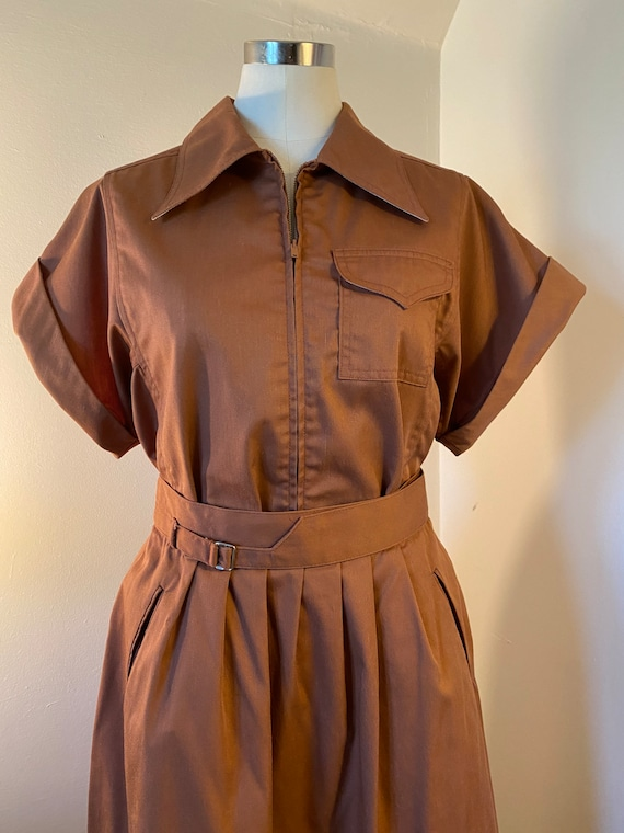 Vintage 1970s Workwear Outfit