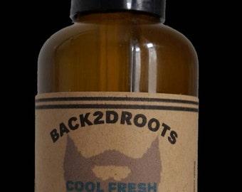Beard Conditioning oil Cool fresh blend