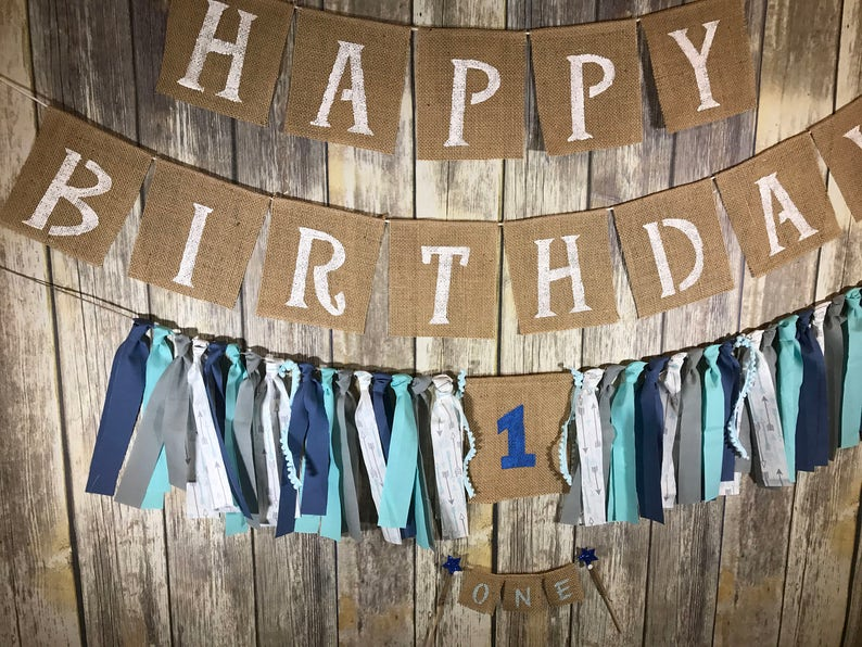 Birthday Package Boy Custom Birthday Party Package Birthday Package First Birthday Package