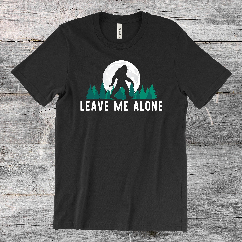 0b3bdc4dd Bigfoot T-Shirt Sasquatch Shirt Bigfoot Bigfoot Gift Funny | Etsy