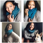 The Reverie Cowl - Knit Pattern