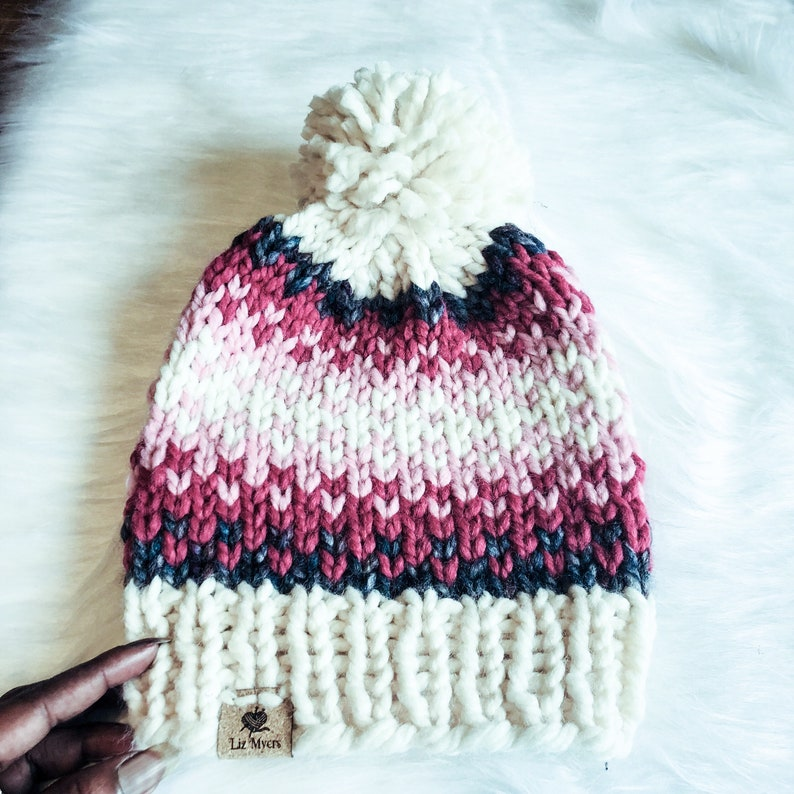 Fair isle Winter Hats image 0