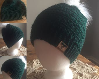 Ready to Ship - Kate's Hat Crocheted Slouch