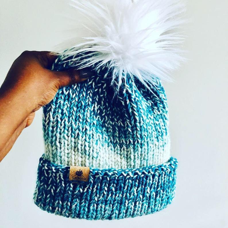 The Slopes  Unisex Knit Hat image 0