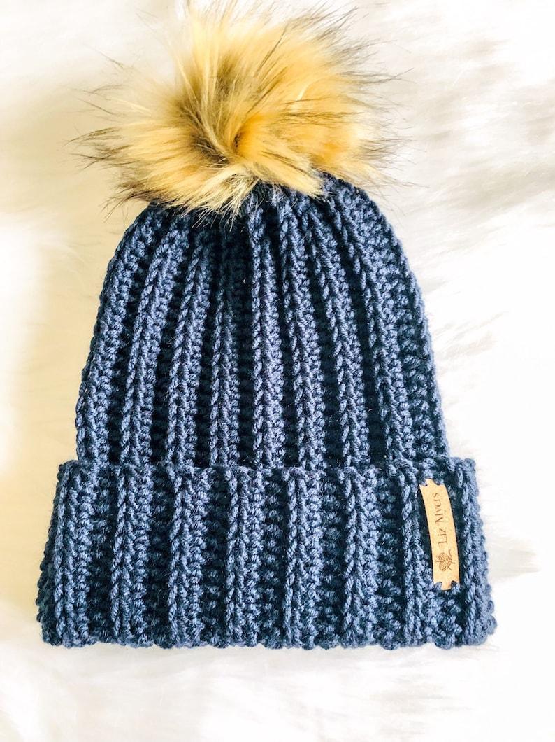 Lennox Hat  Crocheted Hat image 0