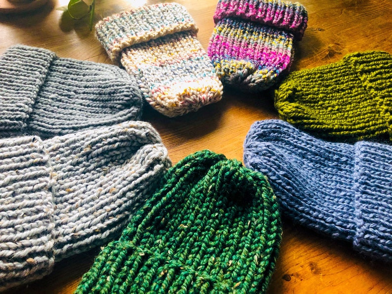 Chunky Knit Hat image 0