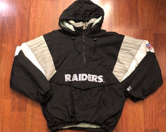 f5f0d629 Raiders jacket   Etsy