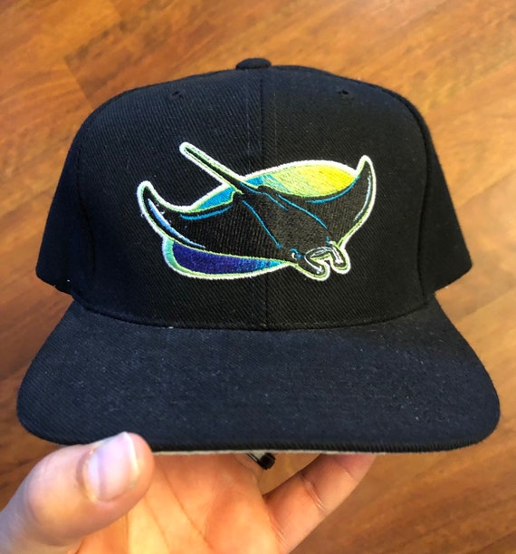 ede8c157a6e Vintage Tampa Bay Devil Rays Snapback Hat Sports Specialties