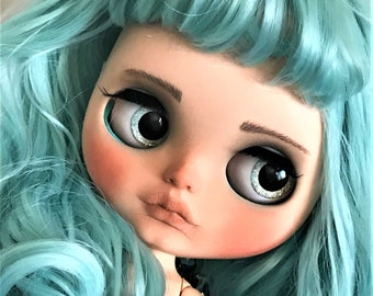 OOAK  Custom Blythe Doll ~ **Mary Grace**~ by WhimsiesOnTheMoon