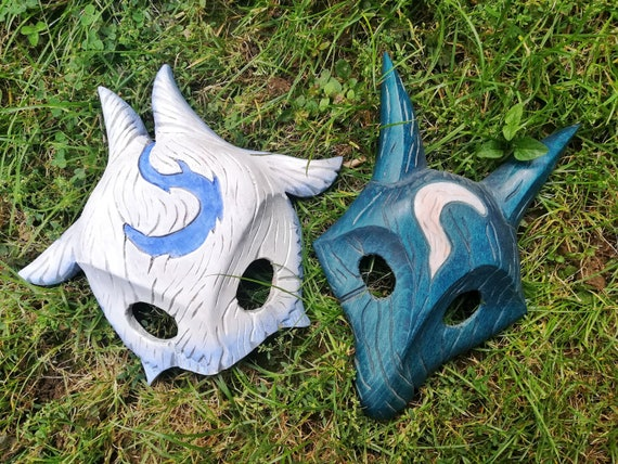Kindred Wolf Mask