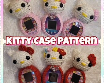 Kitty Case Pattern