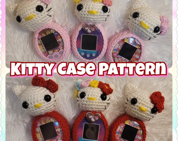 Kitty Case Pattern