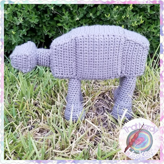 AT-AT Amigurumi