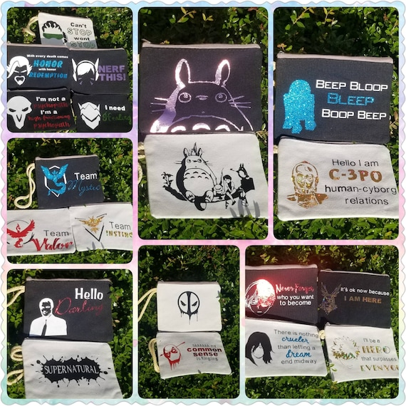 Pouches/Coin Purses **Discounted**
