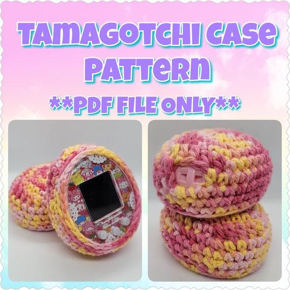 Tamagotchi Case Pattern