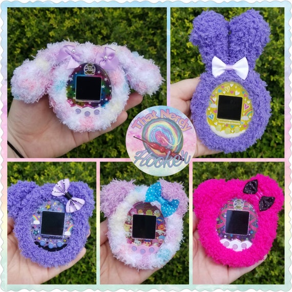 Fluffy Tamagotchi Cases