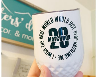Wine cup \ lyrics \ i wish the real world would just stop hassling me / matchbox 20