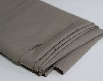 Beige Lightweight Suiting Fabric Polyester