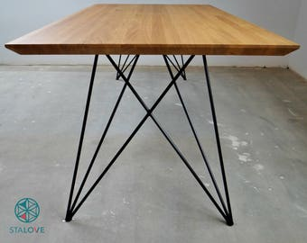 Tischbeine 45 Cm Breit Industrie Design Stahl Couchtisch Vintage