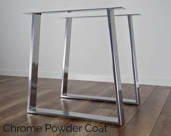 Modern Table Legs Etsy