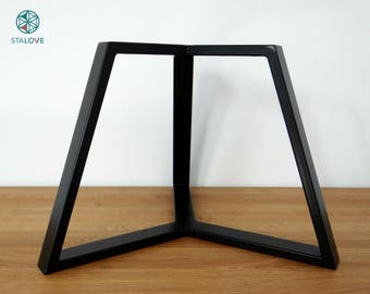 Side Table Legs Etsy