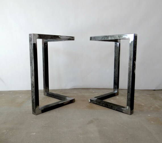 new arrival 4865a 1373a Steel Dining Table Legs 28x28