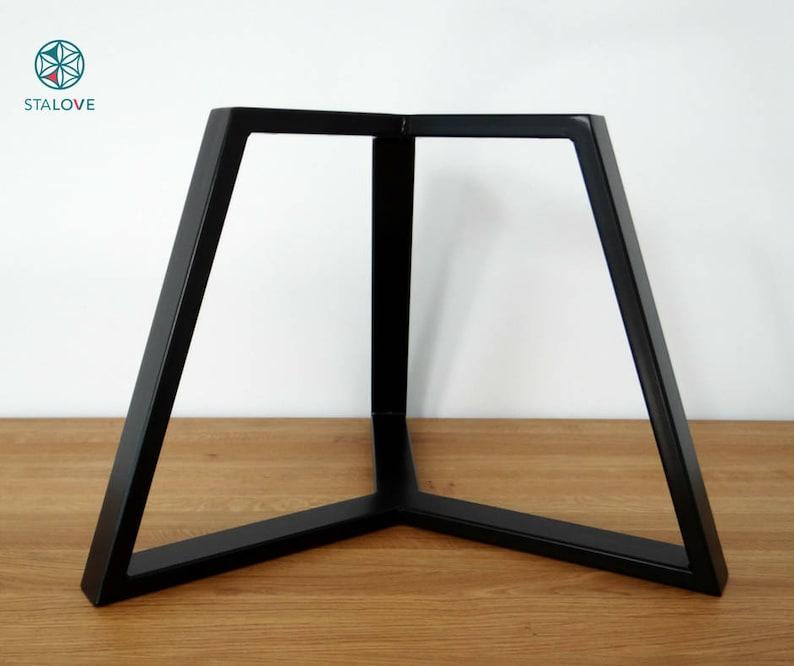 16 Stahl Tischbeine Für Runden Tisch Couchtisch Beine Etsy