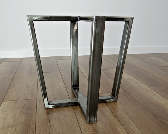 Metal Coffee Table Base Modern Coffee Table Legs End Table Etsy