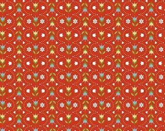Dutch Treat by Betz White in Dutch Stripe Red