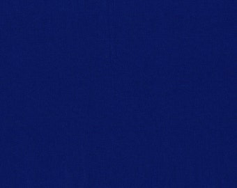 Royal Blue Cotton Solid - Michael Miller Fabrics