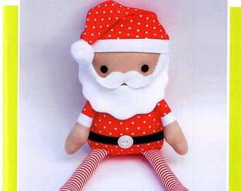 Jolly Mister Claus by Melly & Me