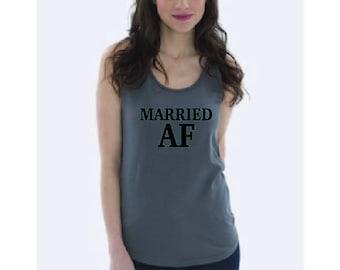 Married AF (Black)