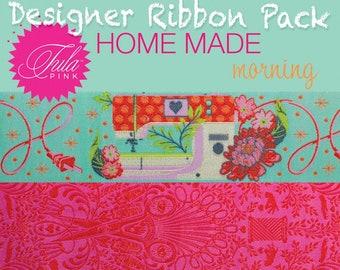 Tula Pink HomeMade Morning Ribbon Pack