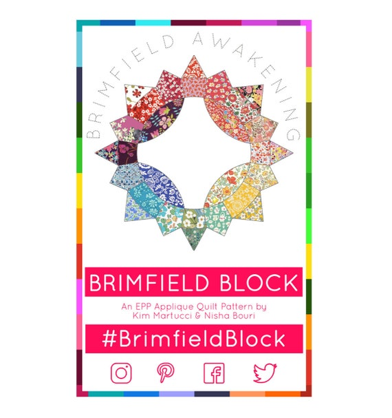 Verkauf der Brimfield Block-Muster