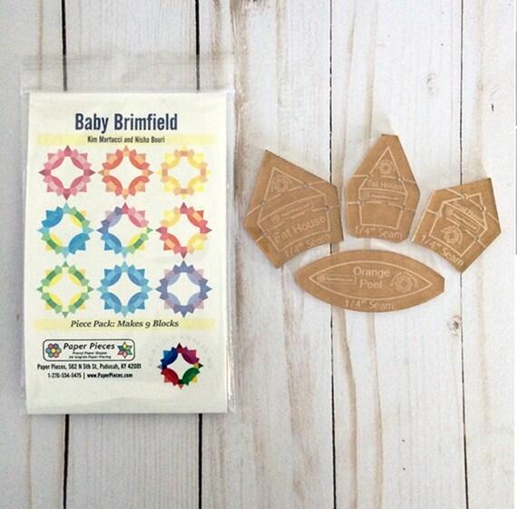 Das Baby-Brimfield Block-Muster