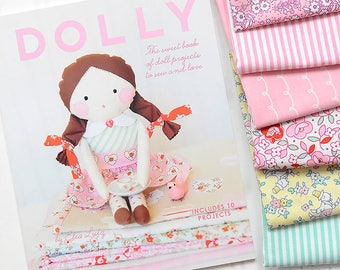 Little Dolly Rag Doll Making Kit
