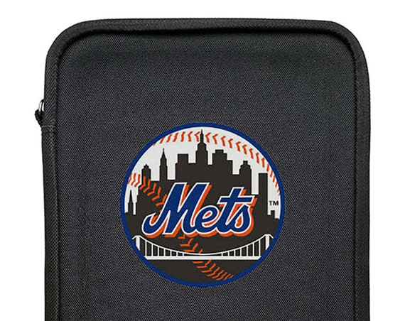 PinFolio - Unique Baseball Pin Trading Book New York Mets Great for Trading at Tournaments and Team Events!  FREE SHIPPING!