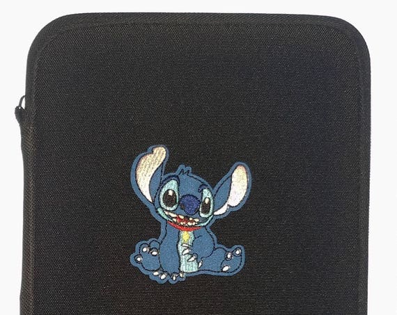 PinFolio - Unique Disney Pin Trading Book Great for Trading in the Parks! Sitting Stitch FREE SHIPPING!