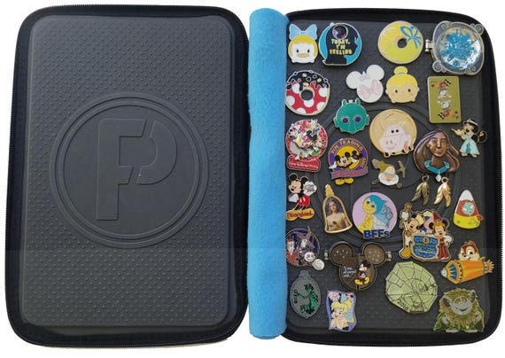 PinFolio -    Classic Black  FREE SHIPPING!