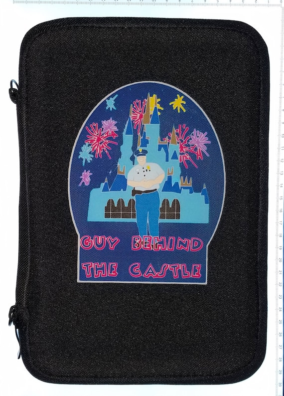 PinFolio -    Guy Behind the Castle Commemorative  FREE SHIPPING!