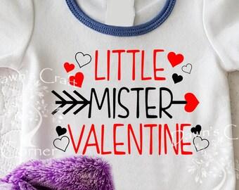 Miss Mister Valentine Valentines Day Baby Girl Boy vest//grow free P/&P