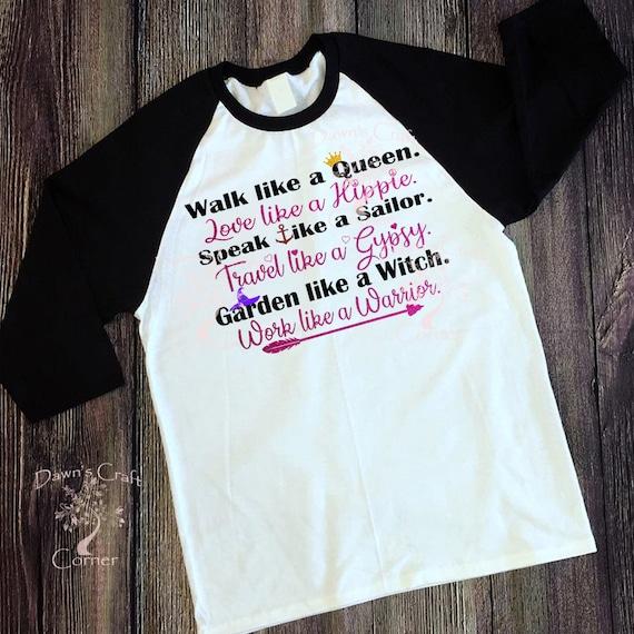 Walk like a queen