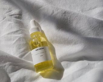 Organic Jojoba Oil | Facial Oil and Makeup Remover for Dry, Sensitive, or Mature Skin | Unscented | 1 oz